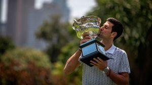 Djokovic vuelve a ser el número 1 del mundo, manda a Nadal al segundo puesto