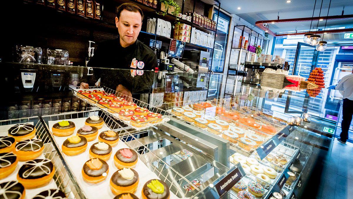 Dunkin' Donuts te da media docena de donas GRATIS durante cuatro días