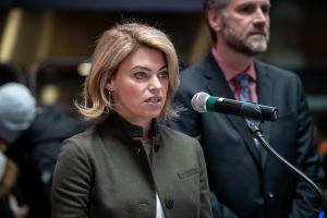 El Senado Estatal 'mata' proyecto que convertiría a Sarah Feinberg en presidenta de la MTA