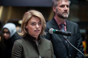 Expectativa ante labor de nueva cabeza del New York City Transit: Sarah Feinberg