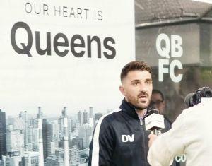 David Villa volvió a Nueva York y quiere jugadores de Queens en su equipo