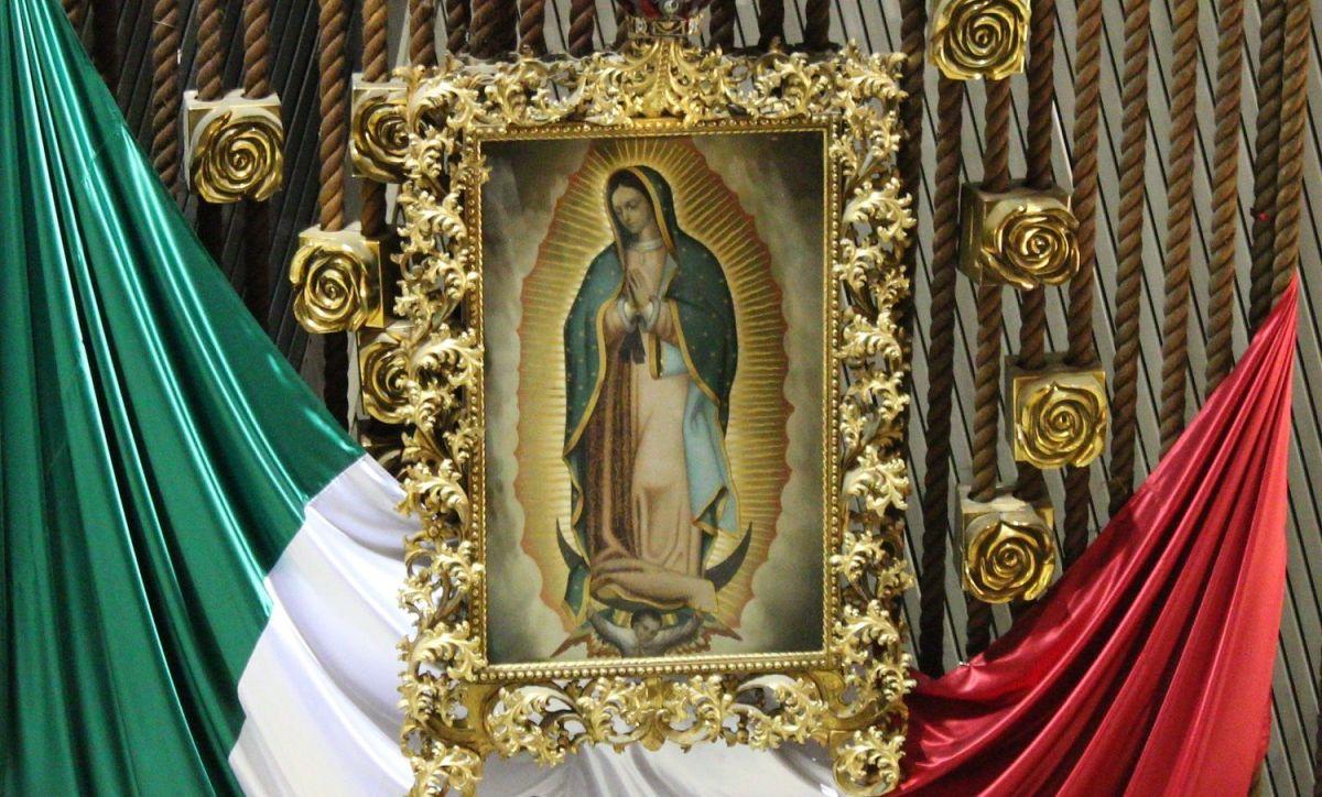 VIDEO: Apedrea a la Virgen de Guadalupe porque no le cumplió el milagro
