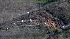 Se investiga si agentes compartieron fotos de la escena del accidente de Kobe Bryant