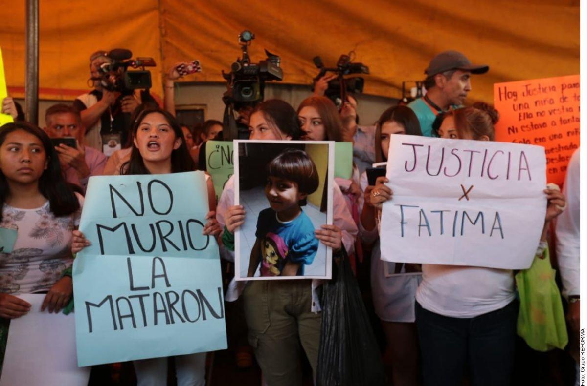 Acusan de abuso sexual a padre de la niña Fátima, violada y asesinada el año pasado en México