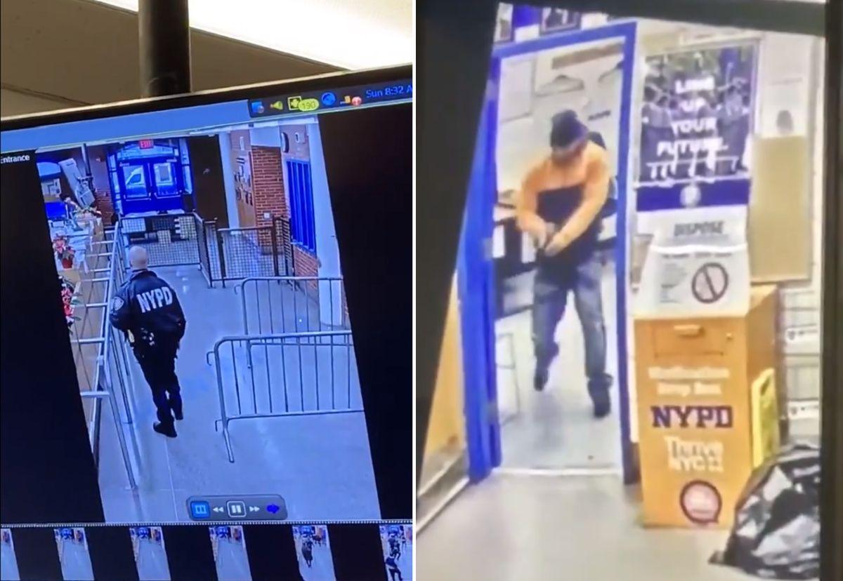 VIDEOS: Revelan identidad de atacante a NYPD en El Bronx. Así abrió fuego