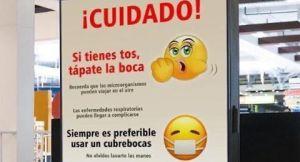 Secretaría de Salud de México queda en ridículo por este emoji usado en campaña contra coronavirus