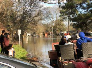 Declaran estado de emergencia en Mississippi por la gran inundación que causará el río Pearl