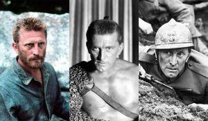 Kirk Douglas, el actor que siempre será una leyenda del cine de Hollywood