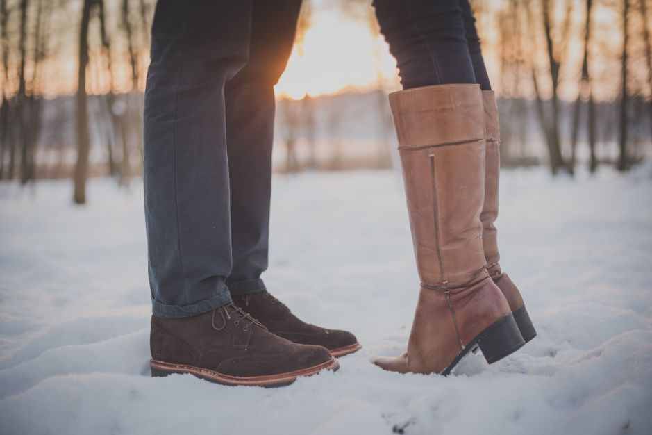 Prepárate para la nieve: Los mejores estilos de zapatos resistentes para todos en la familia