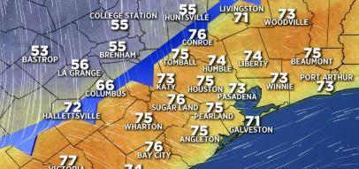No guarde el abrigo porque otro frente frío llega a Texas