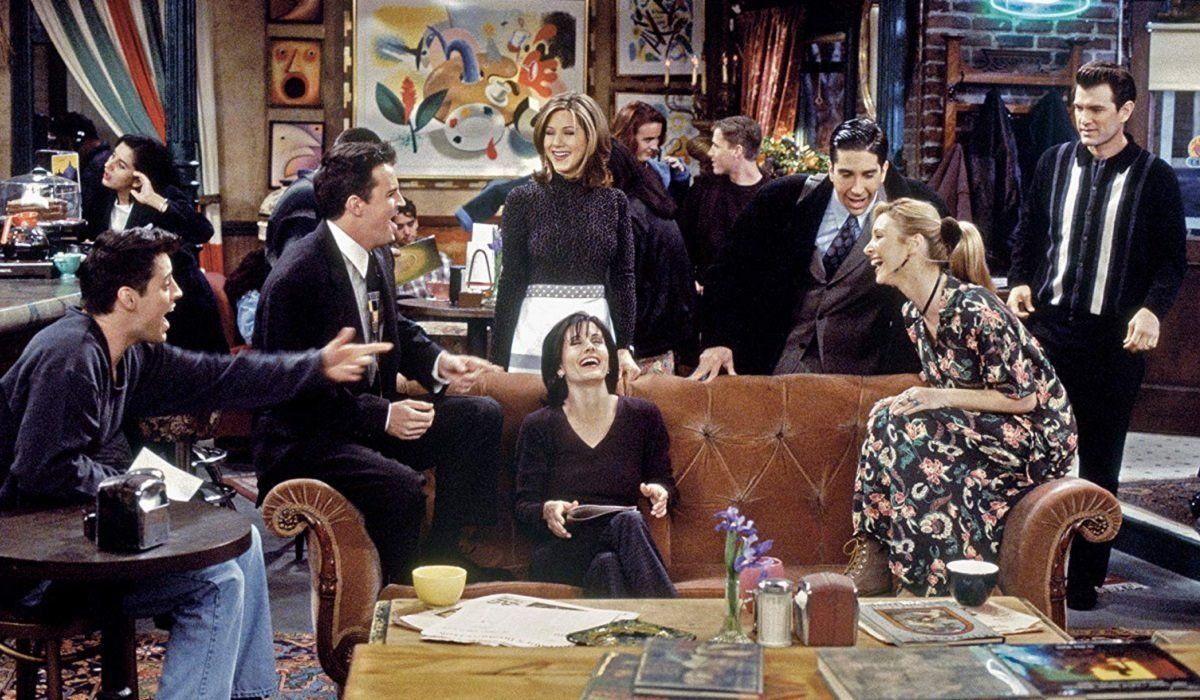 Puedes ganar $1,000 por ver las primeras cinco temporadas de la serie 'Friends'