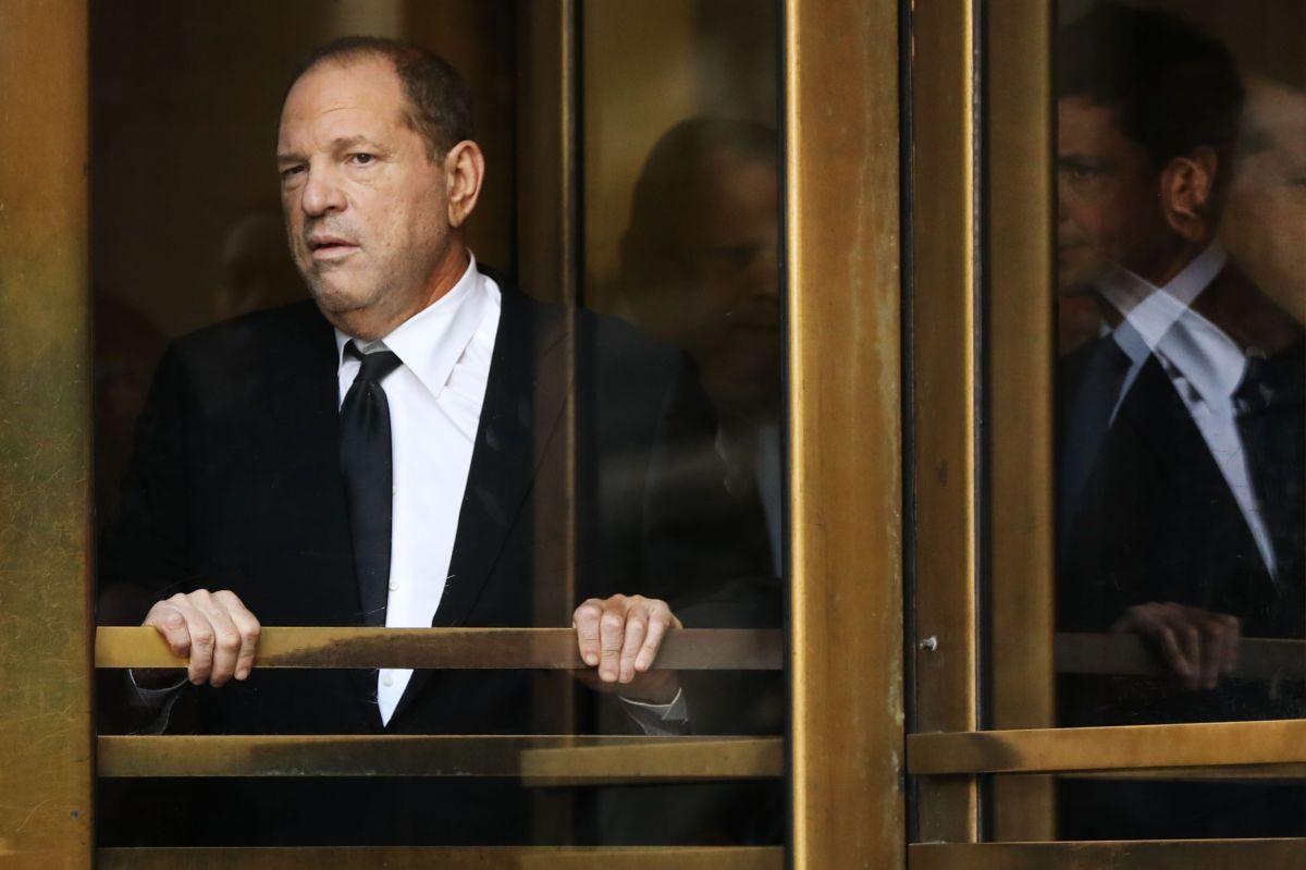 Harvey Weinstein será extraditado el 30 de mayo