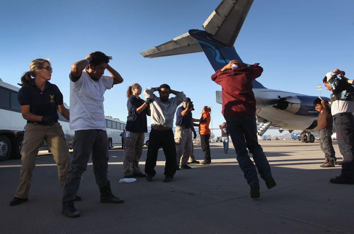 Deportan a casi 10,000 inmigrantes bajo emergencia por coronavirus