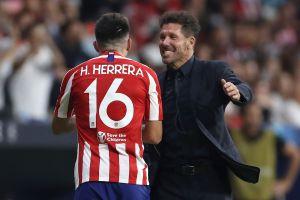 Por tercer partido consecutivo, 'HH' no está convocado con el Atlético de Madrid