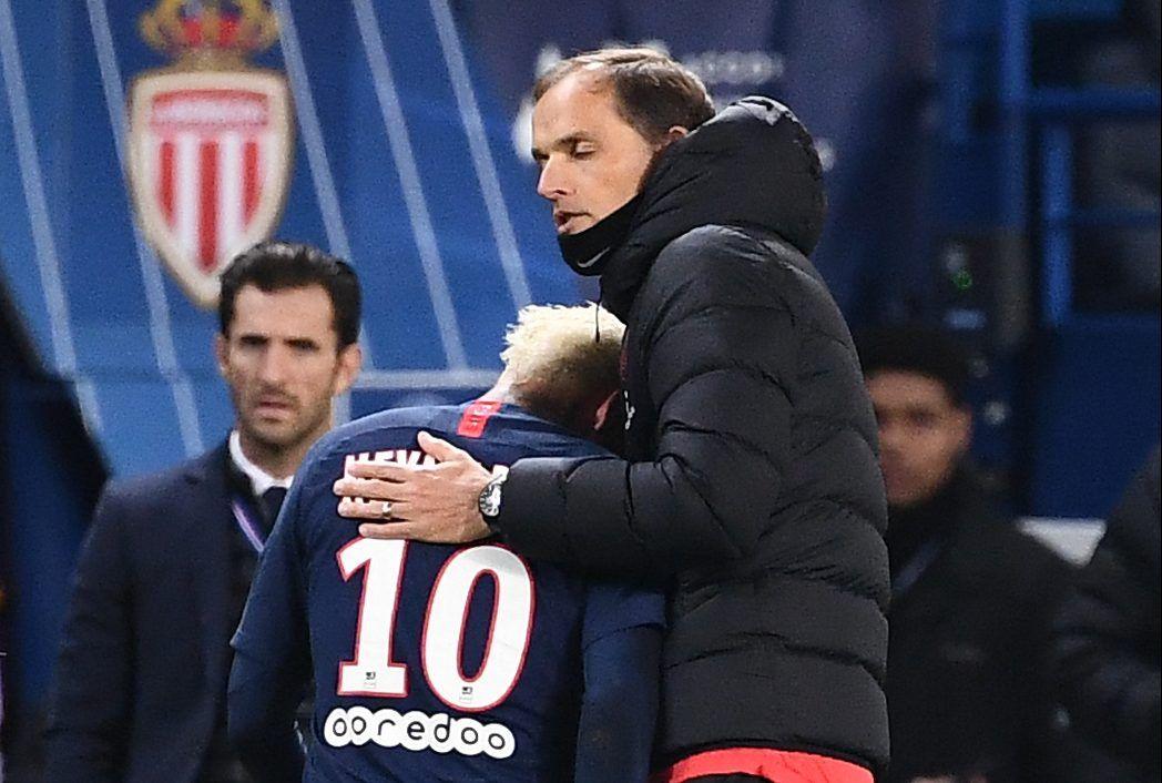 """""""¿Qué puedo hacer?"""": Director técnico del PSG habla sobre la fiesta de cumpleaños de Neymar"""