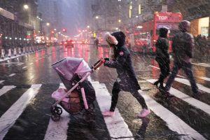 Nuevas tormentas cruzarán EEUU y traerán nieve y lluvia al noroeste, medio oeste y este