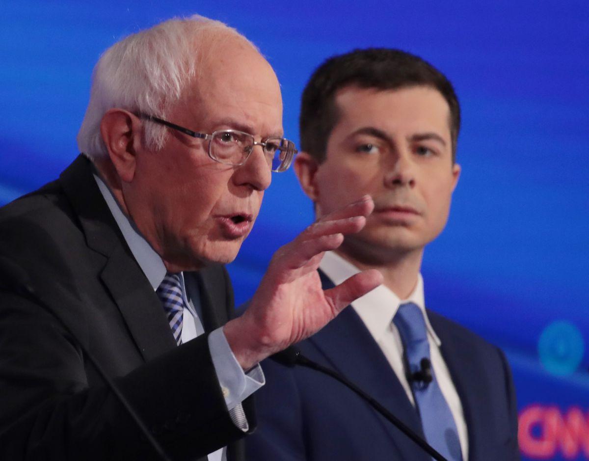 ¿Hubo irregularidades en votación de Nevada donde ganó Bernie Sanders?