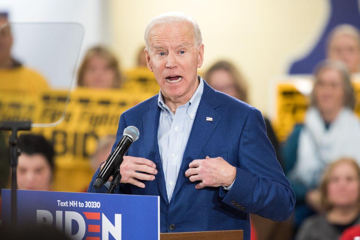 Joe Biden abandona New Hampshire ante bajas posibilidades de ganar