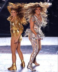 ¿Cuánto costó el show de Jennifer López y Shakira en el Super Bowl?