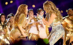 Las imágenes nunca vistas de la histórica actuación de Jennifer Lopez en el SuperBowl