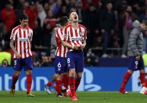 Campanada en Champions League: el Atlético de Madrid derrotó en octavos al 'invencible' Liverpool
