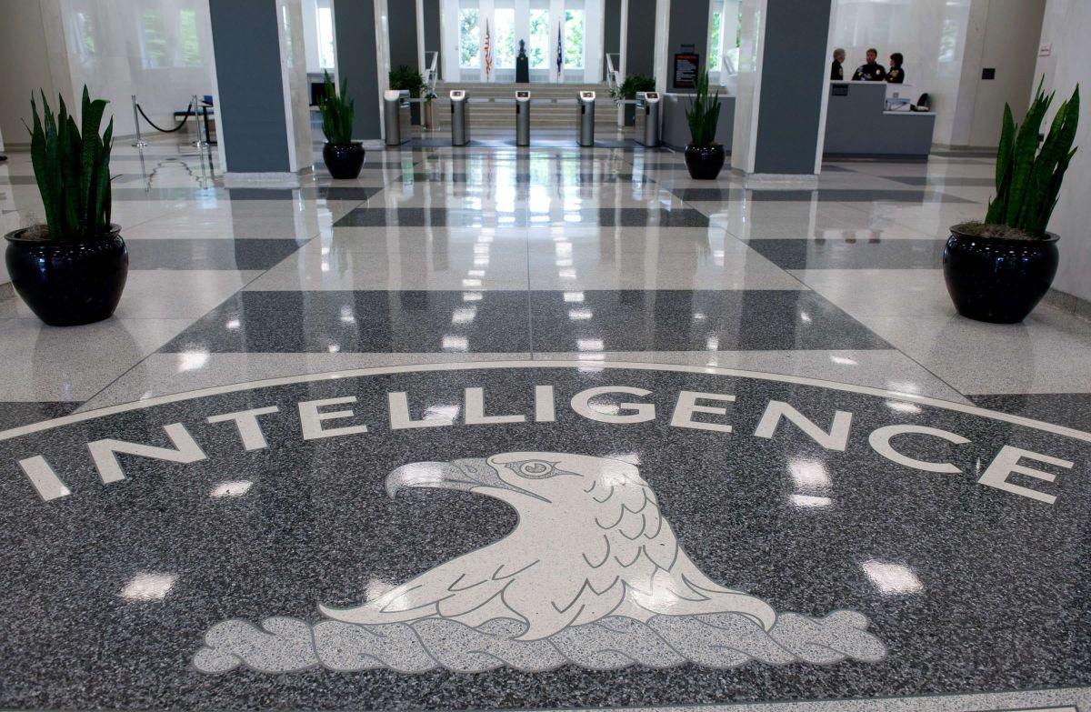 Sede de la CIA en Virginia.