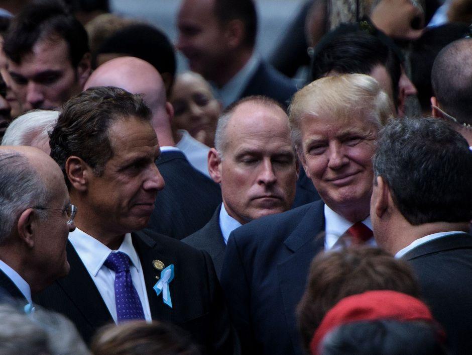Trump y Cuomo se verán las caras por castigo a Nueva York al cancelar 'Global Entry'