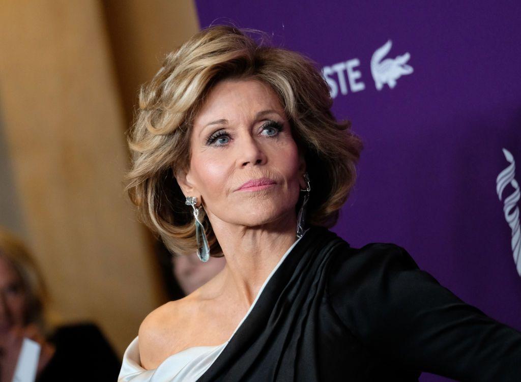 """Jane Fonda: """"Covid-19 es un regalo de Dios"""""""
