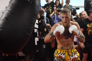 UFC tiene la última palabra para armar la McGregor vs. Crawford