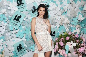¡Brutal! Kendall Jenner se desnuda por completo y posa de frente a la cámara