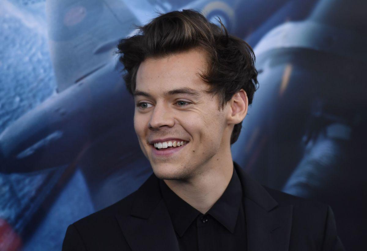 Harry Styles.