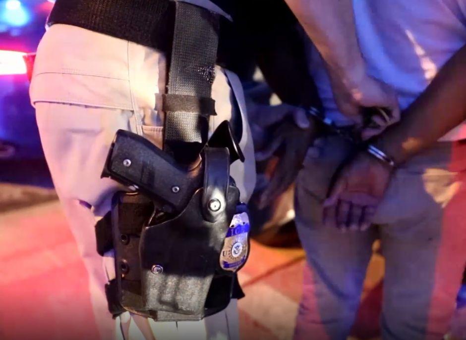 Los arrestos de ICE durante días de descanso