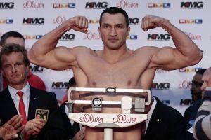 El ex boxedor Wladimir Klitschko confía en que Tyson Fury acabe con el reinado de Deontay Wilder