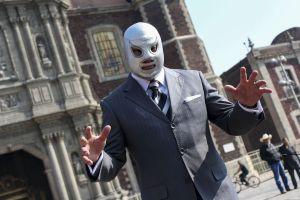 ¿Una heredera de la máscara plateada en el ring? El Hijo del Santo abrió la posibilidad