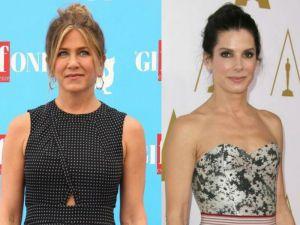 Jennifer Aniston y Sandra Bullock revelan los detalles sobre el exnovio que tienen en común