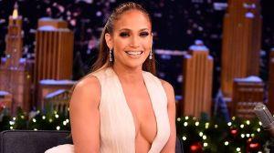 Jennifer López ya entrena para el Super Bowl LV y Tom Brady la apoya