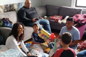 Sismos en Puerto Rico obligan a familia de 17 miembros a mudarse a Nueva York