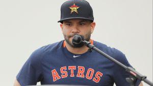 ¿Con eso basta? Tras guardar silencio demasiado tiempo los Astros ofrecen disculpas por hacer trampa
