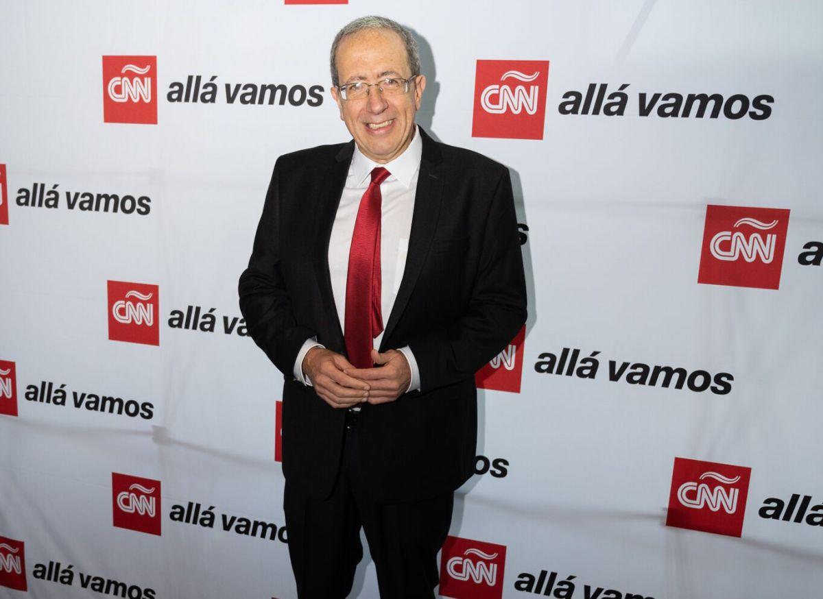 CNN en Español celebra 30 años de carrera periodística de José Levy