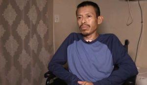 Hispano fue a tratarse a hospital de Atlanta por síntomas de gripe y terminó con las piernas amputadas
