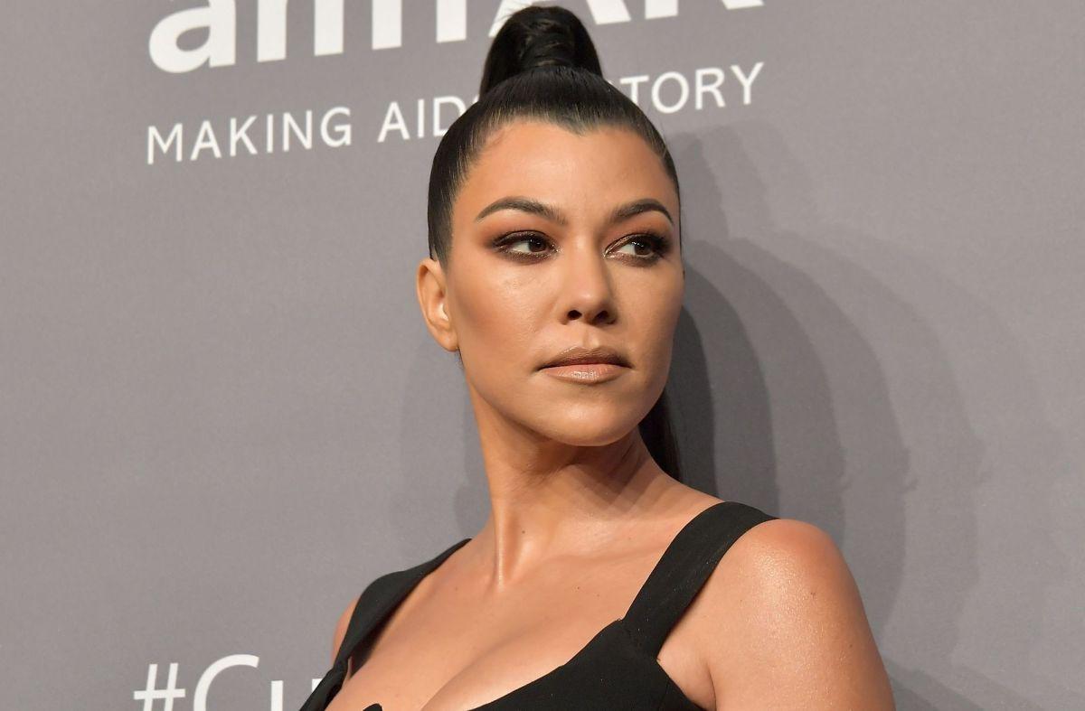 Kourtney Kardashian quiere abandonar el reality familiar por sus hijos