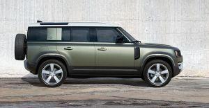 El Land Rover Defender se roba el protagonismo en la nueva película de James Bond