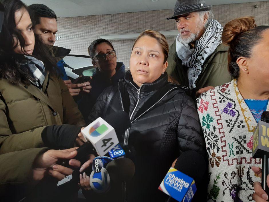 Denuncian mal trato a inmigrante arrestado por 'La Migra' en Brooklyn