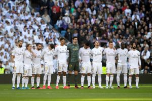 Otro emotivo homenaje a Kobe Bryant antes del derbi entre Real Madrid y Atlético en el Santiago Bernabéu