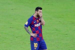 ¿Ruptura en el Barça? Pleito en público entre Leo Messi y el secretario técnico, Eric Abidal