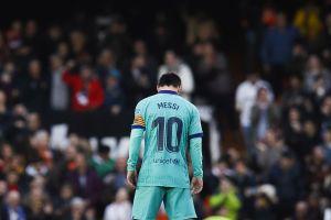 Tarjeta Roja: Leo Messi, por primera vez, en verdad podría salir del Barcelona
