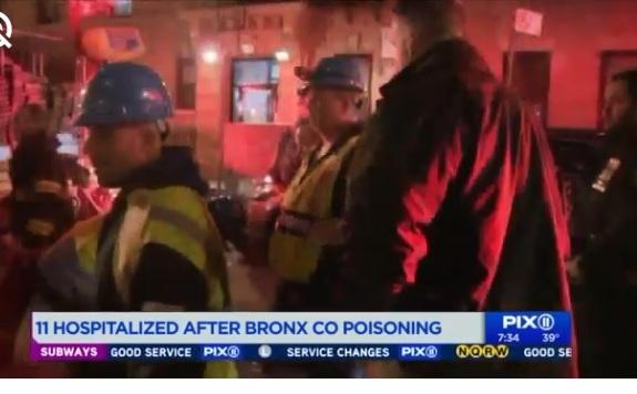 Gran susto para madre latina: encontró a su familia desmayada por monóxido de carbono en El Bronx
