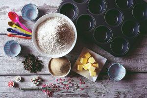 ¿Cómo sustituir el bicarbonato de sodio por el polvo para hornear?