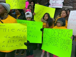 Desesperado llamado para que la Ciudad salve edificio de renta estabilizada en El Bronx