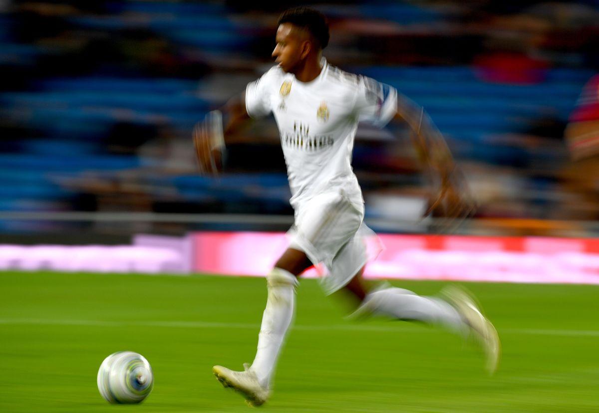 Rodrygo, la nueva joya del Real Madrid tiene un gran futuro.